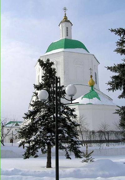 Церковь архистратига Михаила станицы Вешенской, фото Веры Волошиновой