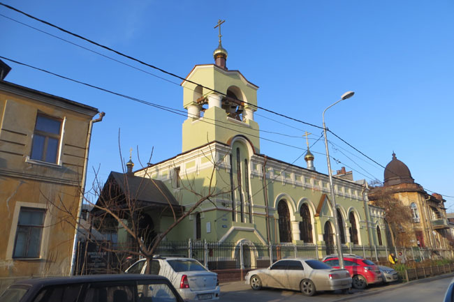 Старообрядческая-церковь