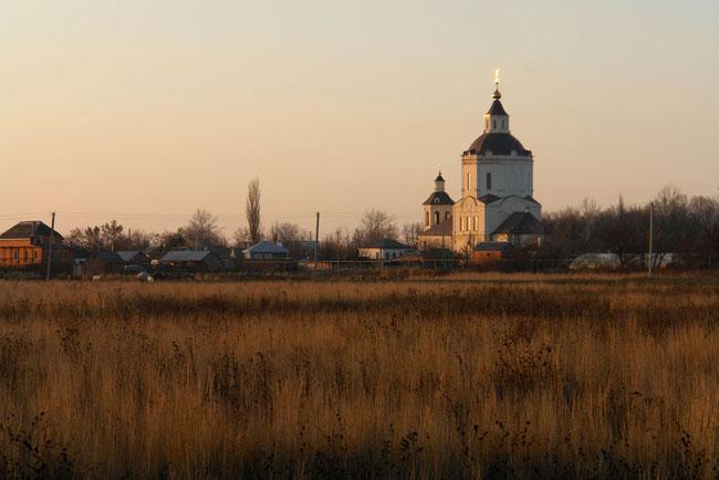 Ратненская церковь в Старочеркасской