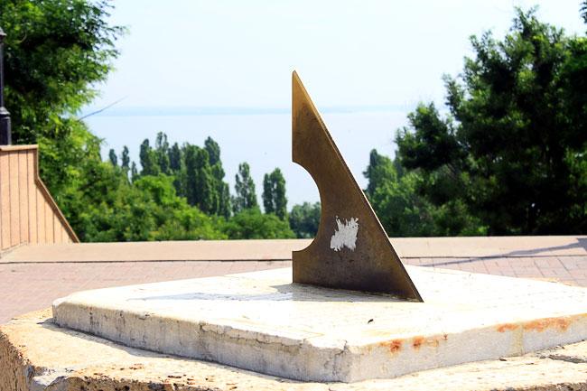 Таганрогские солнечные часы