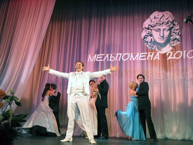 Алексей Тимченко, театральная премия Мельпомена, Ростов-на-Дону, фото Веры Волошиновой