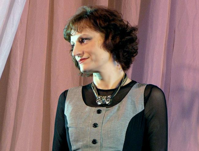 Ольга Клименко, актриса Новошахтинского драматического театра, фото Веры Волошиновой