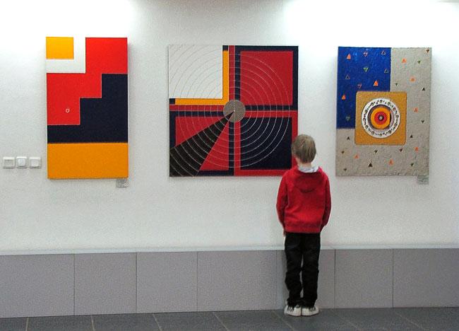 Выставка PSY ART Андрея Сидерского в Ростове-на-Дону