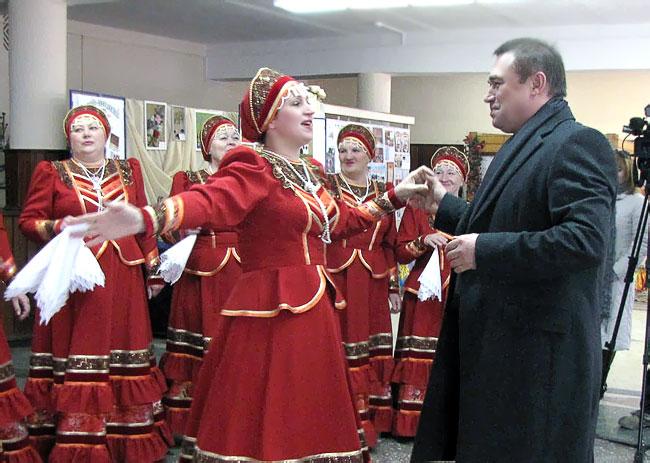 Заместитель губернатора Ростовской области Виктор Гончаров
