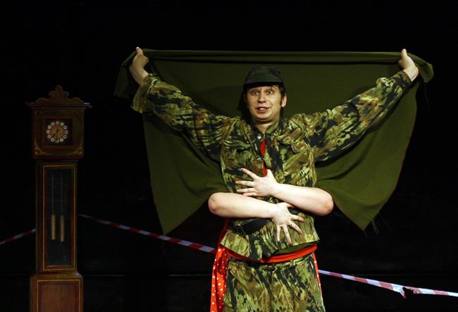 В Новошахтинском театре семинар-лаборатория по поддержке театров малых городов России