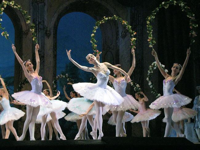 , балет Корсар в Ростовском музыкальном театре, фото Веры Волошиновой