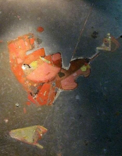 Красный скрипач Владимир Карначев ,  выставка Владимира Карначева в Ростове-на-Дону, 2011