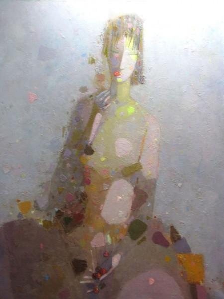Поцелуй вишни Владимир Карначев,  выставка Владимира Карначева в Ростове-на-Дону, 2011