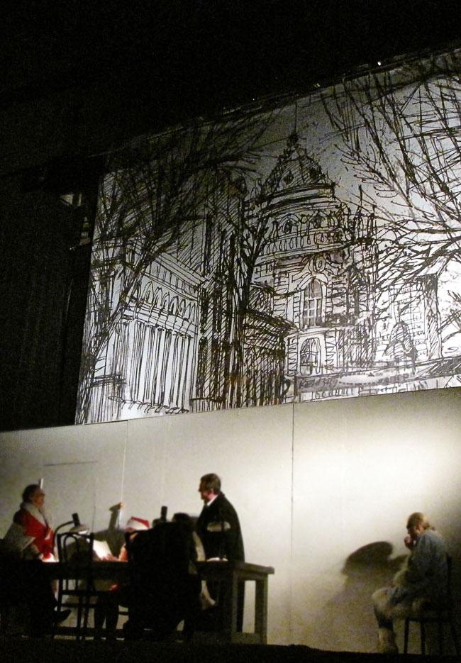 Спектакль Шуба-Дуба в Ростовском Молодежном Театре