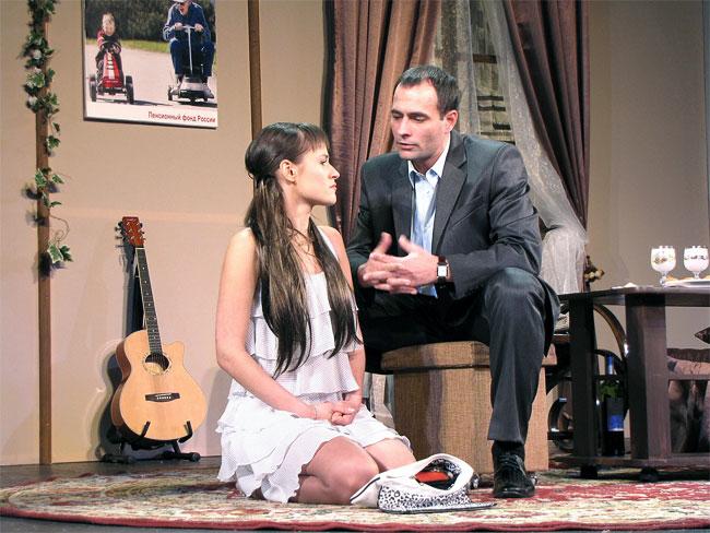 Людмила и Игорь