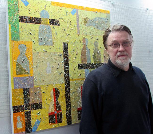 Выставка Вячеслава Шмагина в Ростовском музее современного изобразительного искусства