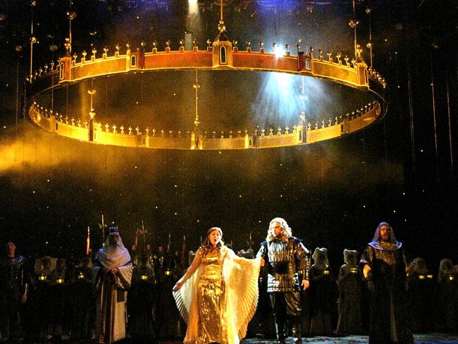Опера Ростовского Музыкального театра Иоланта