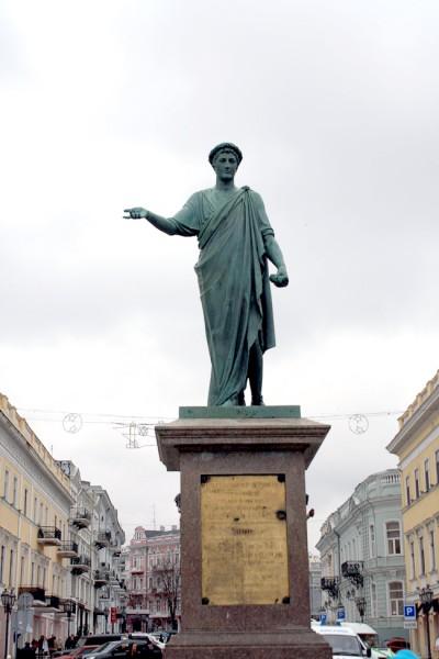 Дюк де Ришелье, Одесса