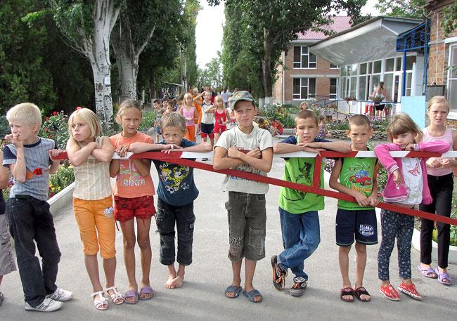 Детские летние лагеря в Ростовской области
