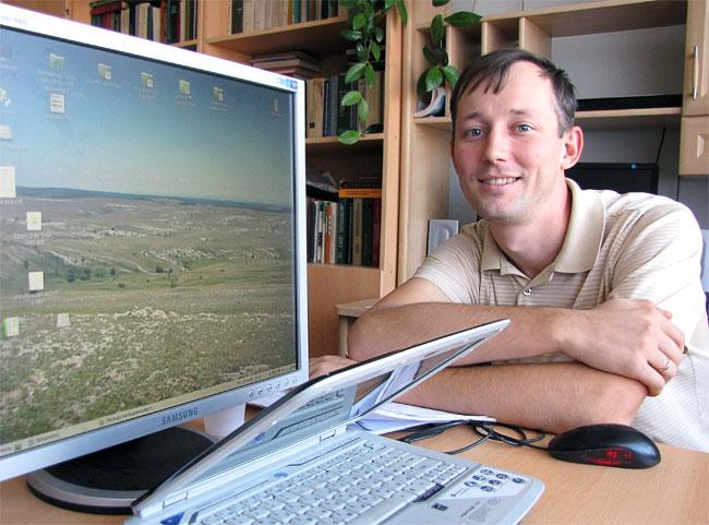 Кандидат физико-математических наук Сергей Гуда