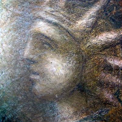 Савмак возглавил восстание рабов в 107 году до нэ, художник Алексей Шагинов