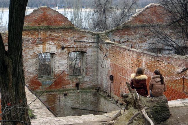 Парамоновские склады, Ростов-на-Дону