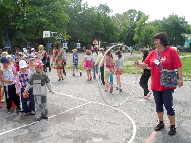 Детские лагеря отдых в Ростовской области
