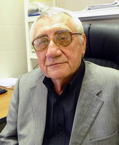 Валентин Тарасов, профессор, доктор биологических наук