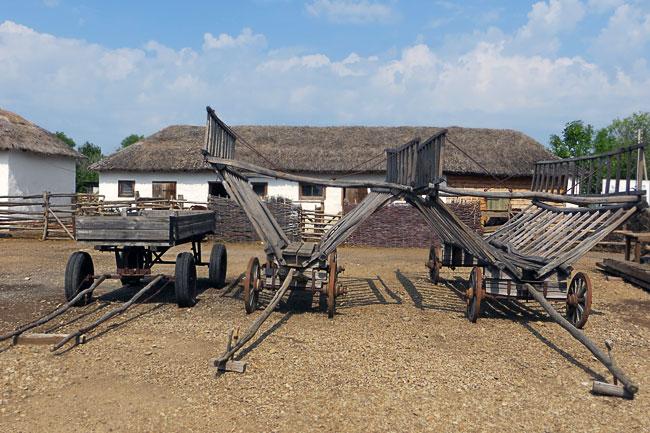 Арбы в Вешенской