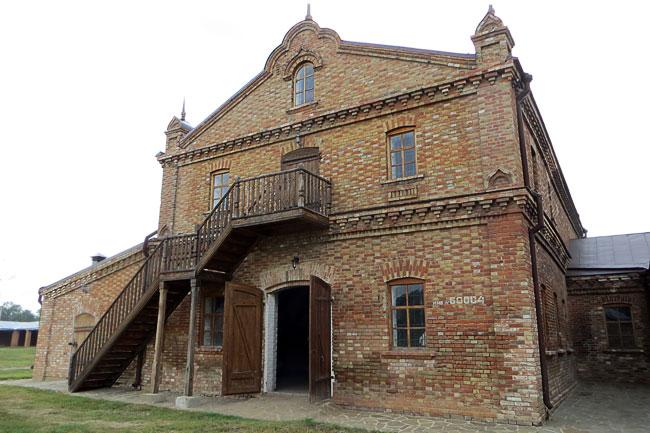 Мельница в Музей-заповедник им М. Шолохова, Вешенская, Ростовская область