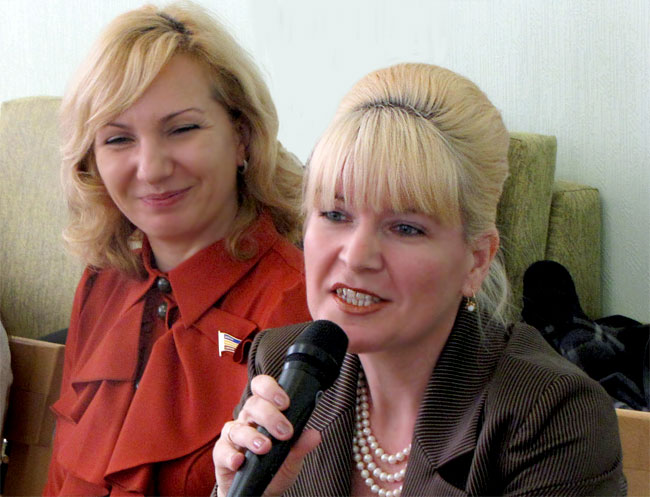 Светлана Колесниченко, преподавателя из Гукова финалист   всероссийского конкурса Учитель года 0 2013