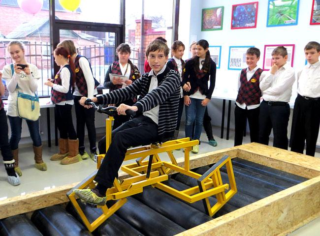 Лабораториум — интерактивный музей наук в Ростове-на-Дону