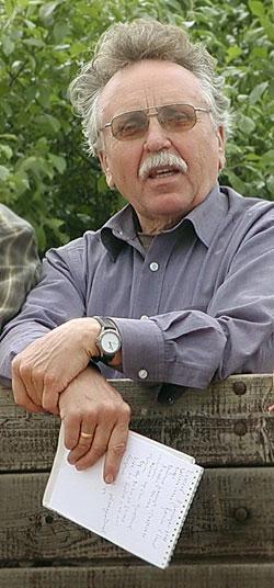 Журналист Владимир Фомин