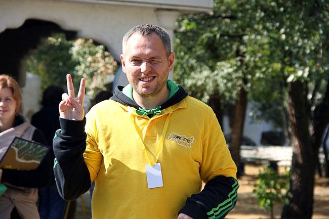 Участник БРИ 2013 Станислав Борцов Петропавловск Камчатский