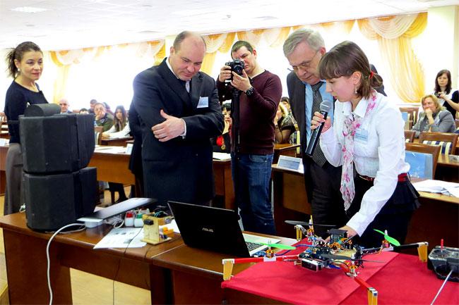 Региональный финал VIII Всероссийского конкурса научно-инновационных проектов для старшеклассников