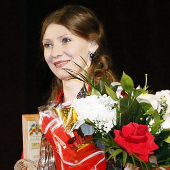 Лучший учитель года Дона-2014 Екатерина Гетманенко