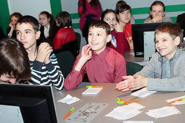 Синхронный чемпионат по интеллектуальным играм среди школьников Формула интеллекта