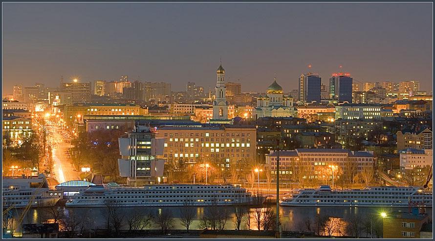 Мирный Ростов-на-Дону сегодня
