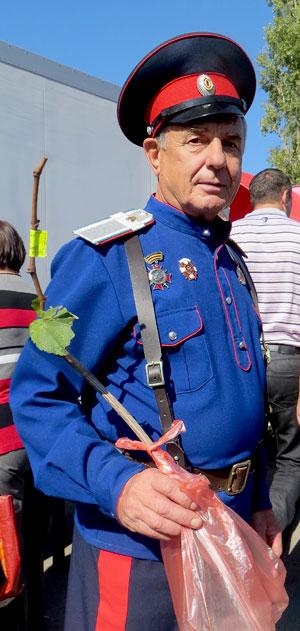 Праздник Виноградарства и виноделия в Пухляковском, Ростовская область