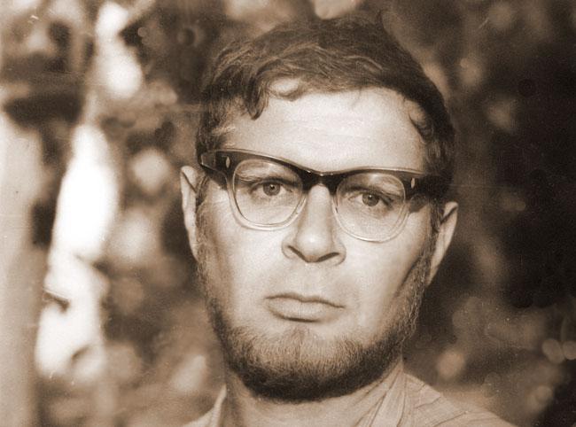 Писатель Виталий Семин