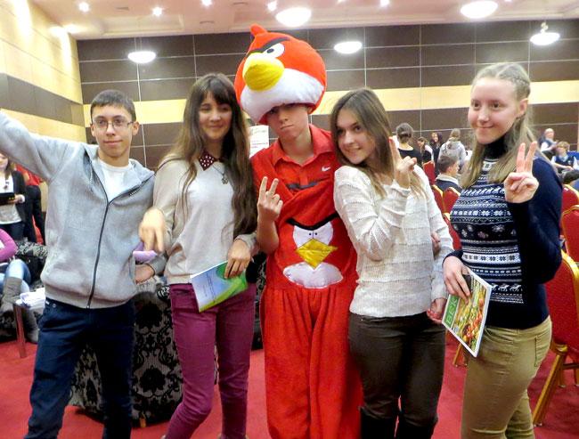 Школьный экономический форум 2014 в Ростове-на-Дону