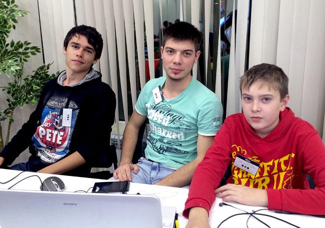 Четвертый марафон разработки ИТ-проектов (хакатон) в Ростове-на-Дону