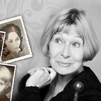 Актриса Маргарита Лобанова