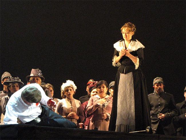 Опера Фауст Ростовского музыкального театра