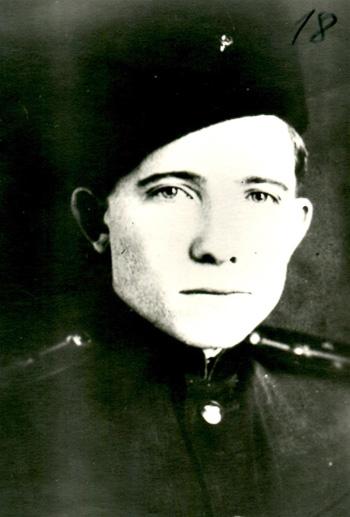 участник войны Николай Лысенко