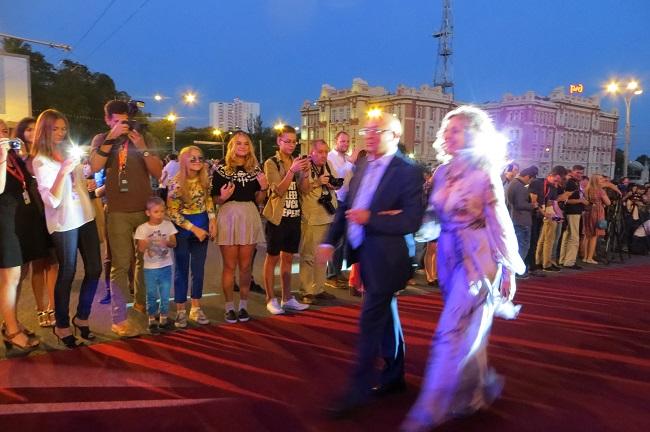 открытие киенофестиваля в Ростове-на-Дону