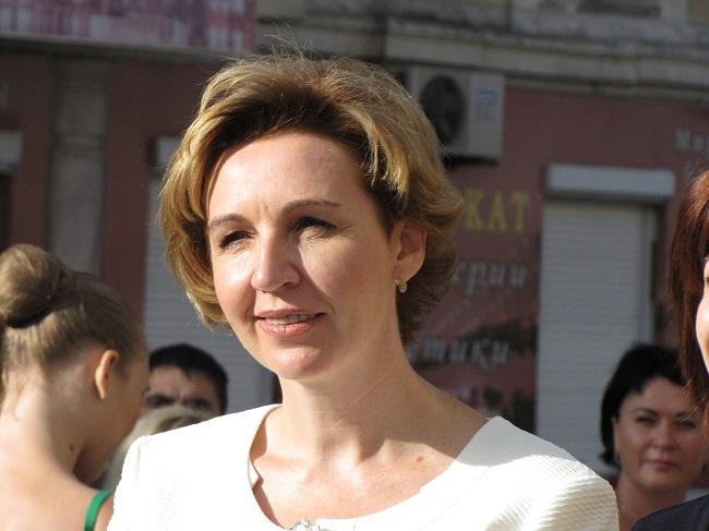 министр образования Ростовской области Лариса Балина