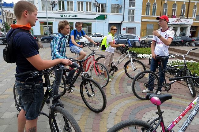 велоэкскурсия в Ростове-на-Дону