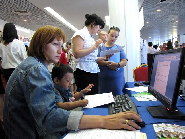 мастер-класс по составлению резюме на Дне профессий в Ростове-на-Дону