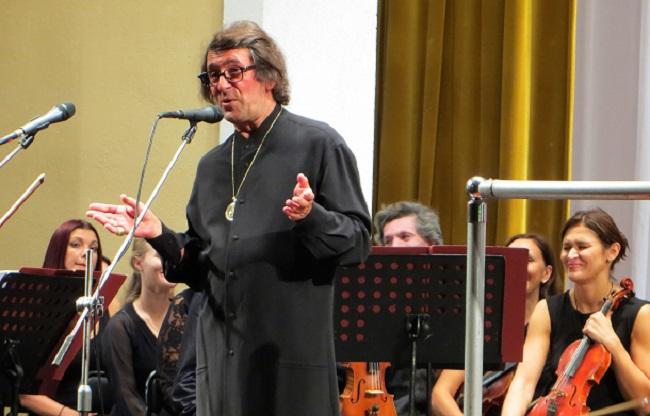 Юрий Башмет на концерте в Ростове-на-Дону