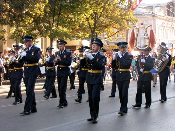 сводный оркестр воздушных сил
