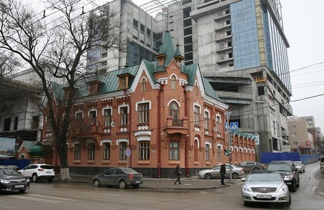Шолохов-Центр в Ростове