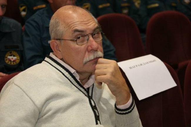 Виктор Погонцев, журналист, Ростов-на-Дону