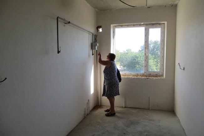 счетчик в квартире, где нет электричества