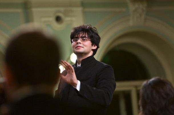 Валентин Урюпин-новый главный дирижер Роствоского академического симфонического оркестра